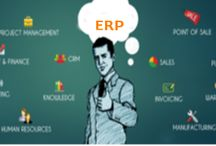 ERP Software / ERP is a business process management software that allows an enterprise to use integrated system to manage and automate the business operations such as planning, purchasing, sales, marketing, human resource & manufacturing.
