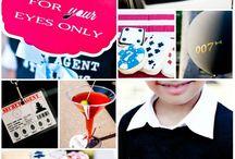 Boys ♡ Sweet Tables / parties voor little boys
