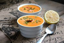 Recipes: Soup & Stews / by Victoria