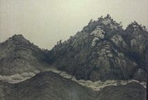 Korea landscape