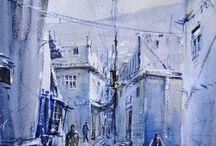 Rashed Rahmani (1982-) / Art from Afghanistan.
