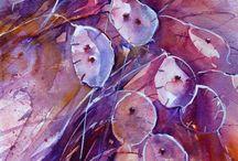Aquarelle Watercolour Artists / Des artistes et tableaux qui m'inspirent. Je cherche toujours mon style et j'espère le trouver par ce moyen.
