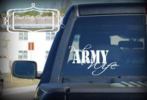 Army Life & Wife / Military / by Alexa Ann Jones