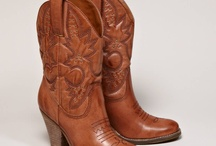 Cowboy Boots.. why not? ;-)