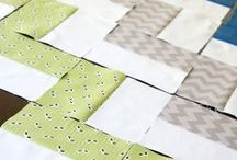 Quilting projects and hints