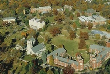 College Campuses Of Which I Have Been  / by Nick Haskin