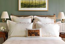 Master bedroom / Our first home! / by Lindsay Burke