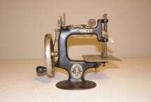 Dream sewing machine collection