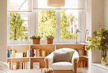 ventanas y cortinas
