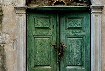 Doors / Gates / by Abadin B&B