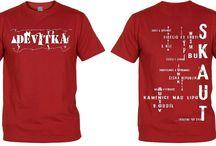 Středisková trička