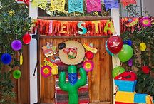 Mexican Party Ideas / Cantina Supplies available here: http://www.lafuente.com/Mexican-Decor/Cantina-Supplies/