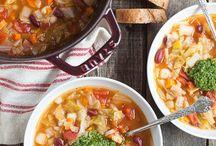 パスタ レシピ soup