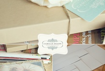 pretty packages / by Stephanie Butler Photography