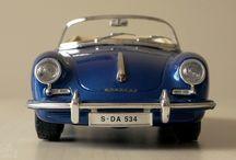 Porsche 356 diecast