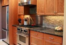 Kitchen remodel / by Lynn Huenemann