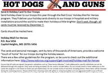Holiday Mail For Heroes