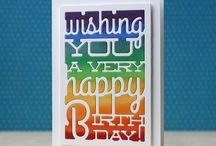 Cards - Rainbow