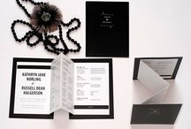 Hitch Wedding Invitations & Programs