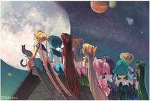 sailor moon cristal!!! n.n
