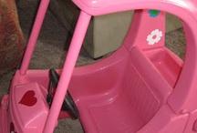 Cozy Coupe/Plastic Kid Stuff