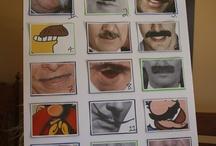 Soirée moustache