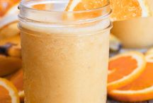 Smoothie Heaven / The healthy version of a milk shake! Yumsters! Smoothie sweetness! Love it! www.mariwhite.com