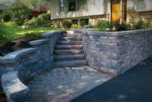 Hardscaping / All things hardscaping: we handle paver installation, brick and stone work as well as water features created with stone or brick