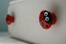 Ladybug ideas for kitchen