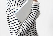 Stripes Fashion / Stripes fashion trend #cocoetlavieenrose