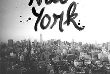New York / by Lores Campos H