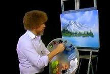 krajinky,štíty-malby