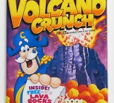 Cap'n Crunch / Food - cereal / by Jeff Black