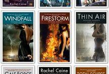 Rachel Caine books