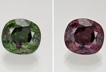 Fabulous and Rare Gemstones / Very rare precious and semi-precious gemstones from all around the world.