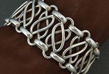 Armbanden silver