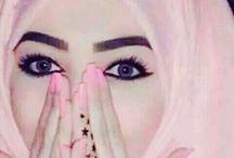 cute Hijaab girls