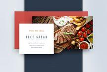 Web design / Design interface web