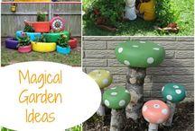 Fairy Garden Fun / by Brittany Strausbaugh