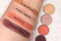 Makeup colour combinations