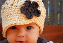 Bebek şapkalar baby hats