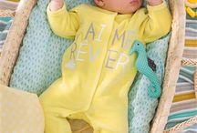 Mode bébé, produits coups de coeur / Une sélection de vêtements bébé, de tenues de baptême ou cérémonie, etc au gré du web