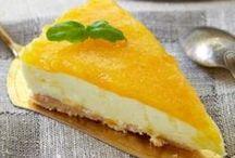 Chers cake mandarine