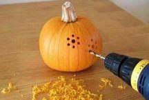 hallowen tvoření