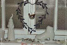 Weihnachtsdekoration / Dekoration für jede Jahreszeit