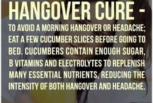 Hangover and things