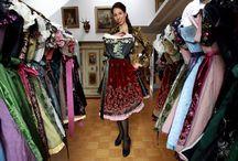 Visit Lola Paltinger / Dirndl Designer Lola Paltinger Atelier Visit in Munich