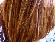Hair! / Hair thoughts, ideas and maybes!  / by Melissa Christie-Webb