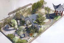 Aziatisch tuin