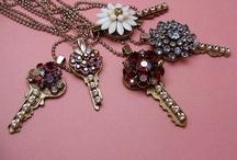 llaves recicladas